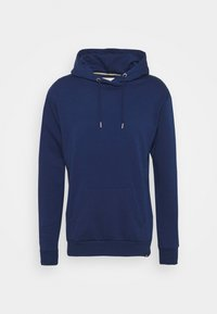 Newport Bay Sailing Club - CORE HOOD - Felpa con cappuccio - navy - 4