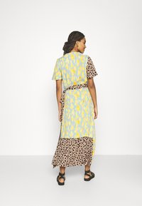 Never Fully Dressed - SPLICE ANIMAL CORDELIA WRAP DRESS - Day dress - multicoloured - 2