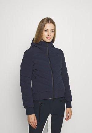 WOMEN BALANCE JACKET - Ski jas - deep space