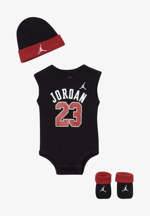 JORDAN 23 HAT/BODYSUIT SET - Conjunto de ropa interior - black