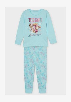 Pyjama set - light turquoise