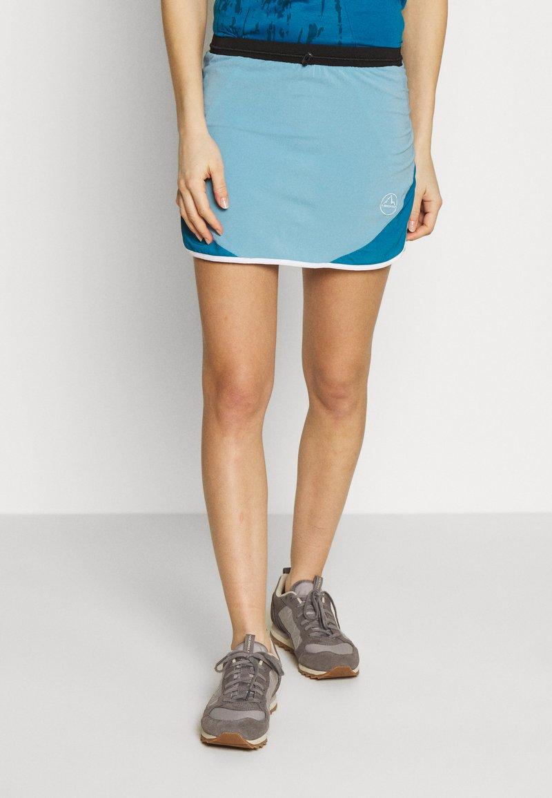 La Sportiva - COMET SKIRT - Sports skirt - pacific blue/neptune