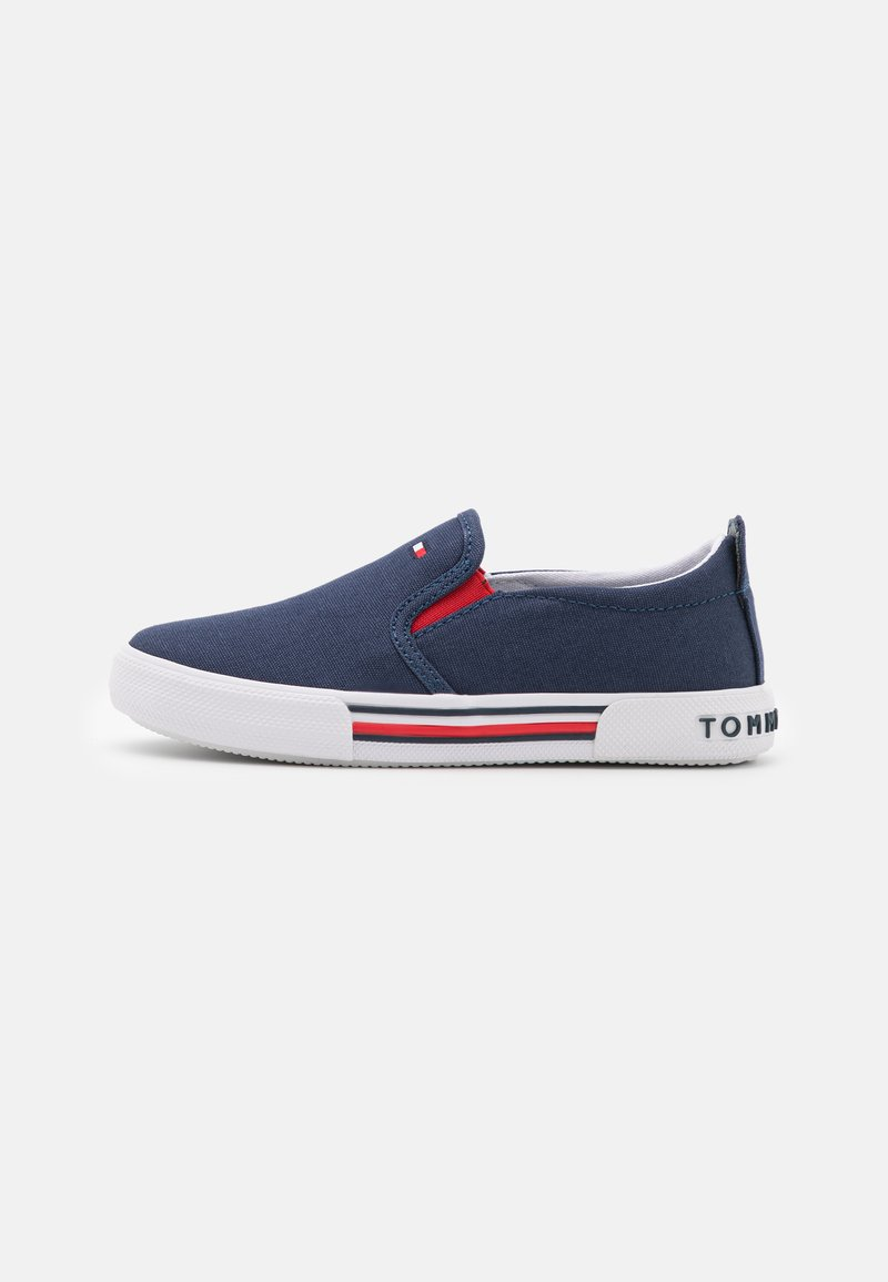 Tommy Hilfiger - UNISEX - Trainers - blue