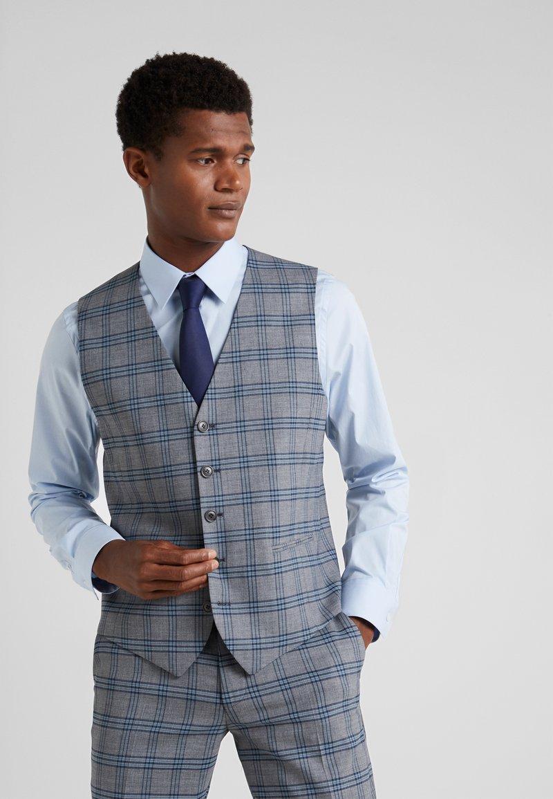 DRYKORN - MALMO - Suit waistcoat - dark grey