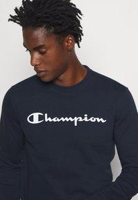 Champion - CREWNECK  - Collegepaita - dark blue - 4