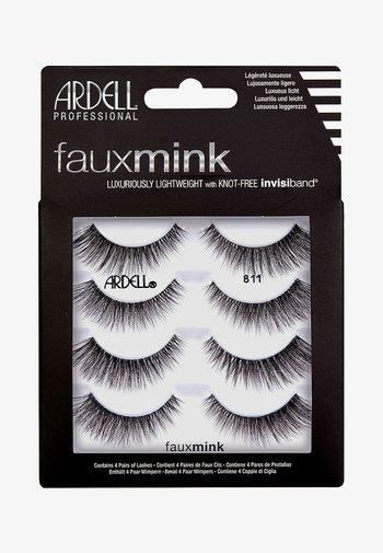 FAUX MINK 811 MULTIPACK - False eyelashes - -