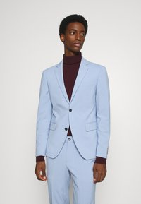 Lindbergh - PLAIN MENS SUIT - Traje - mid blue - 2