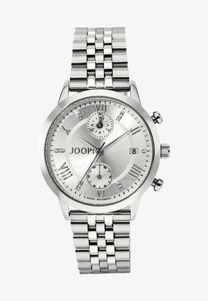 DAMENUHR - Chronograph watch - silver-coloured