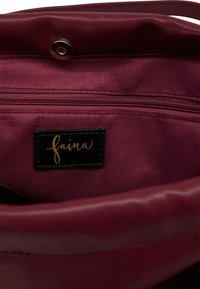faina - Handbag - bordeaux - 4