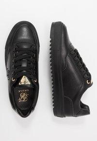 SIKSILK - GRAVITY - Sneakers laag - black - 1