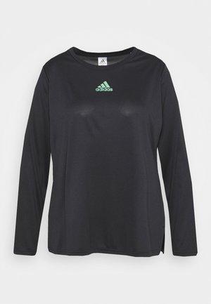 UFORU  - Long sleeved top - black