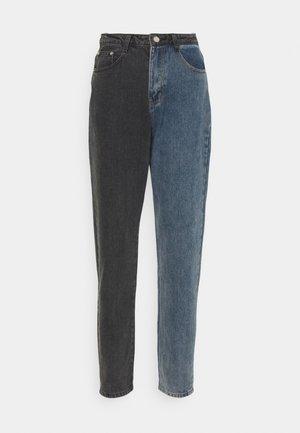 COLOURBLOCK - Straight leg jeans - black