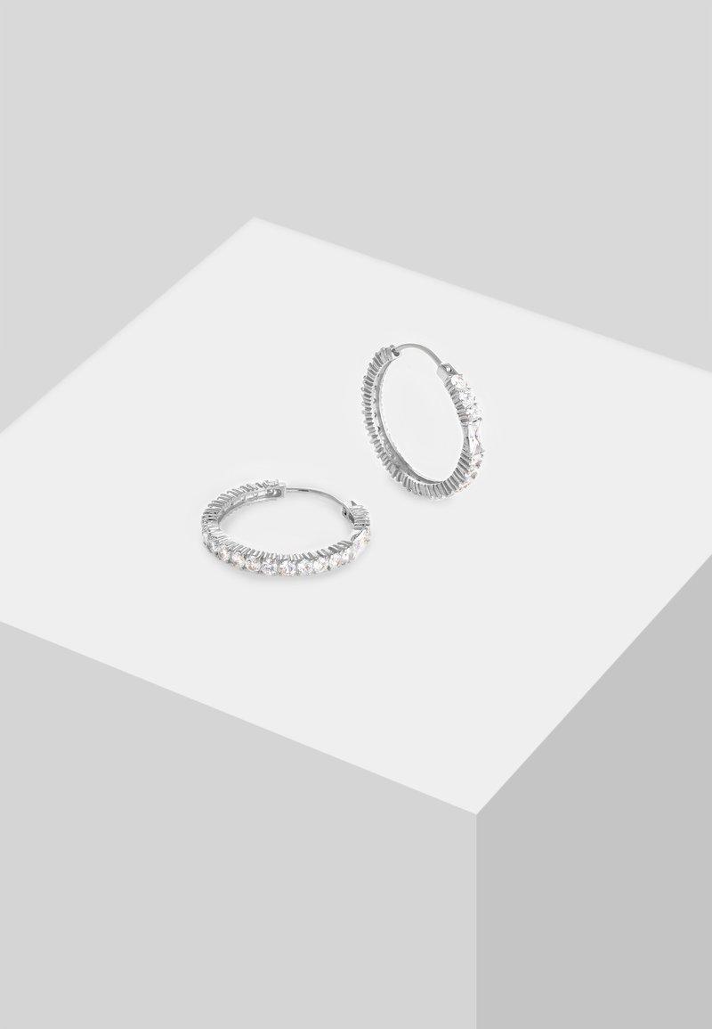 Elli - CREOLEN - Earrings - silber