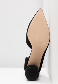 Anna Field Select - LEATHER CLASSIC HEELS - Classic heels - black - 6