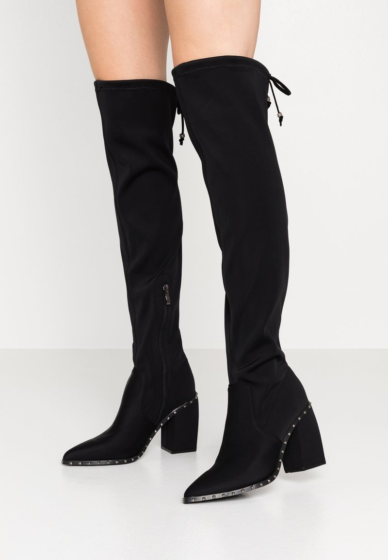 Alma en Pena - High heeled boots - black