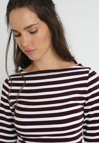 GAP - BOAT - Long sleeved top - burgundy - 4
