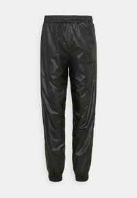 H2O Fagerholt - PUT ON TRACK PANTS - Kalhoty - black/army - 0