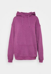 BDG Urban Outfitters - HOODIE - Sweater - damson magenta - 3