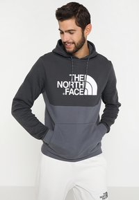 The North Face - CANYONWALL HOODIE - Sweat à capuche - asphalt grey/vanadis grey - 0