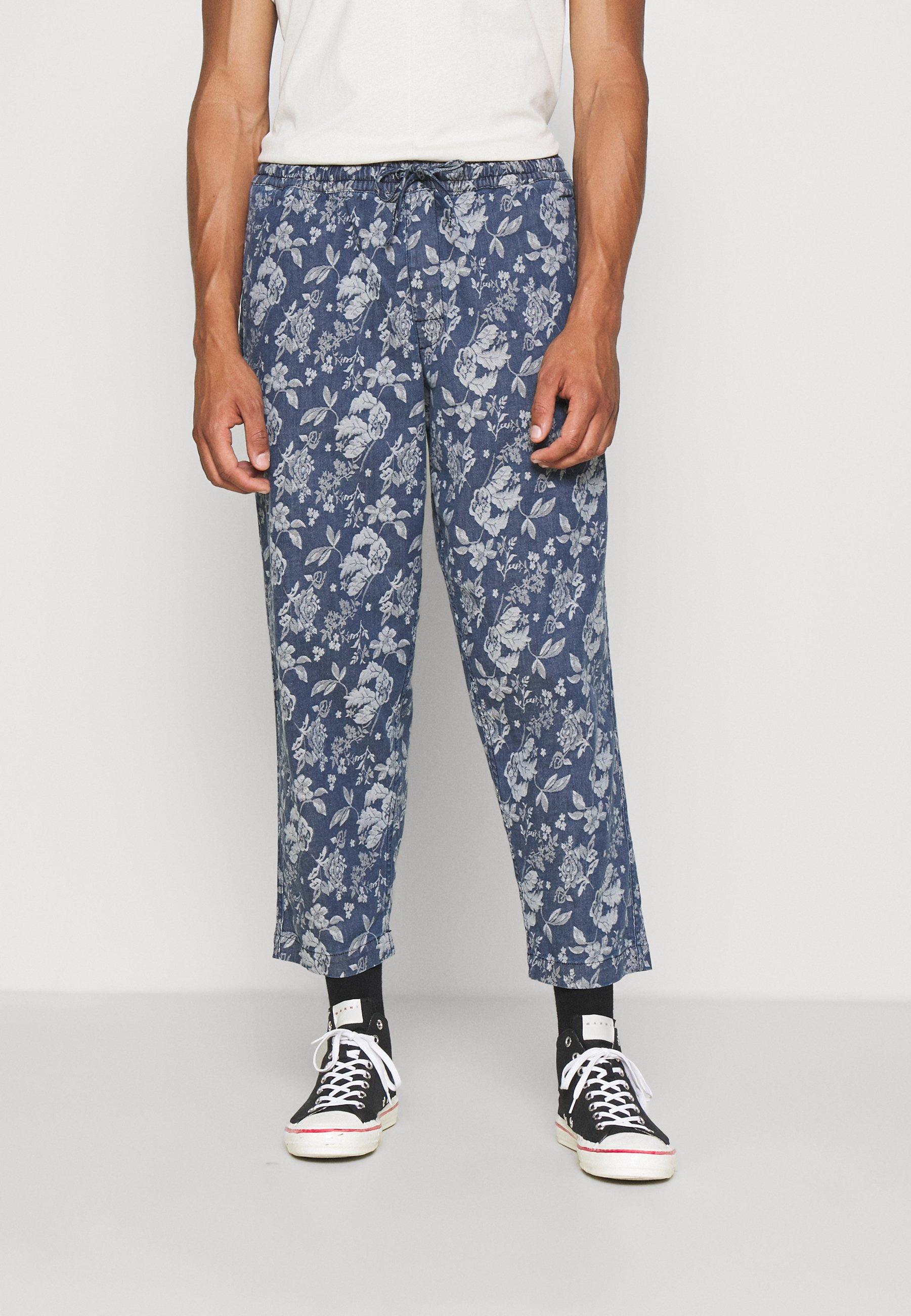 Uomo ALVA PANT - Jeans a sigaretta