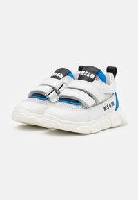 MSGM - UNISEX  - Sneakers - white/blue - 1