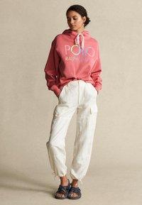 Polo Ralph Lauren - SEASONAL - Sweatshirt - ribbon pink - 1