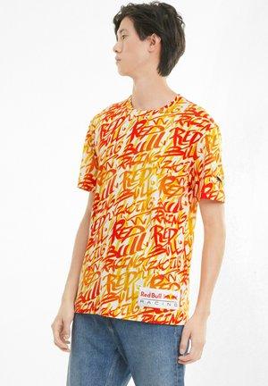 RED BULL RACING - T-shirt med print - puma white