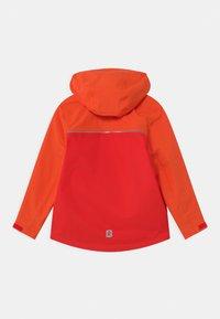 Reima - NIVALA UNISEX - Outdoor jacket - tomato red - 1