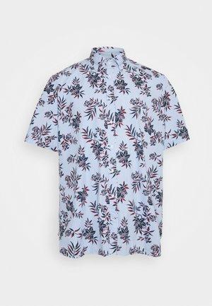 SEERSUCKER  - Shirt - white/primary red/multi
