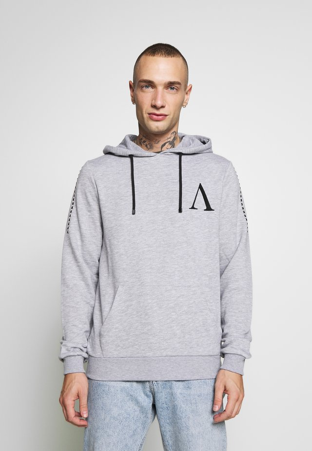 COPPAN HOODIE - Sweat à capuche - grey