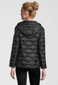 JOTT - CORY - Gewatteerde jas - black - 1