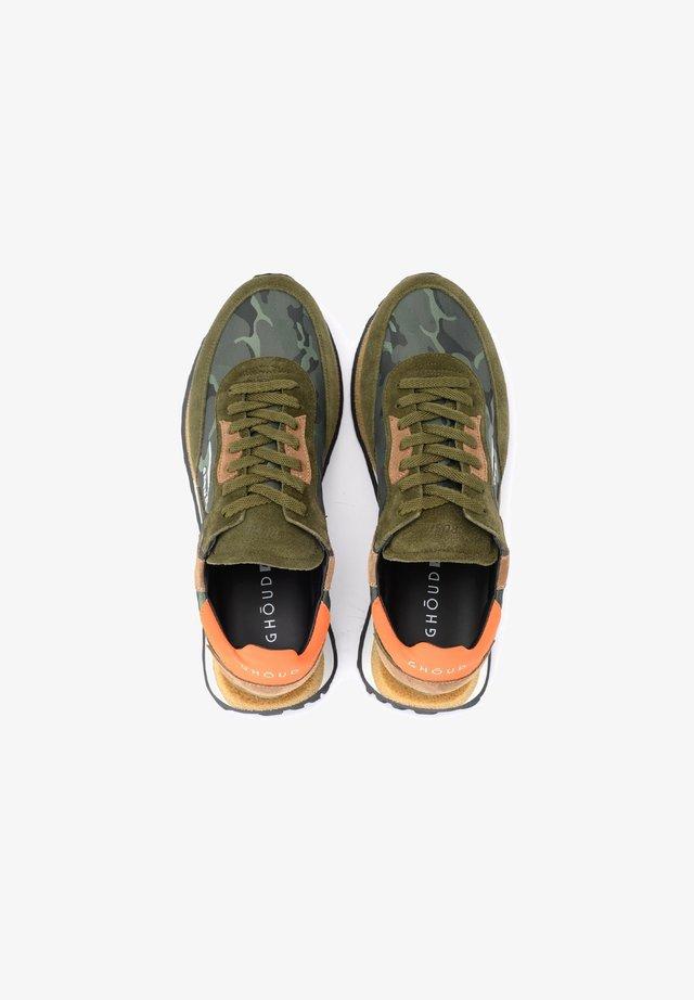 Sneakers basse - verde