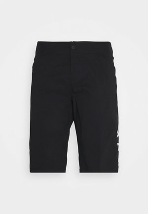 RANGER SHORT 2-IN-1 - Leggings - black
