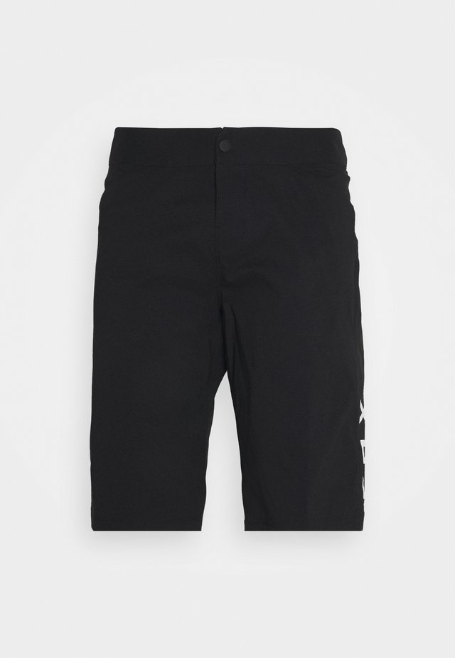 RANGER SHORT 2-IN-1 - Trikoot - black
