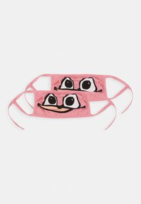 Sanetta - FACEMASK 2 PACK - Community mask - pink - 0