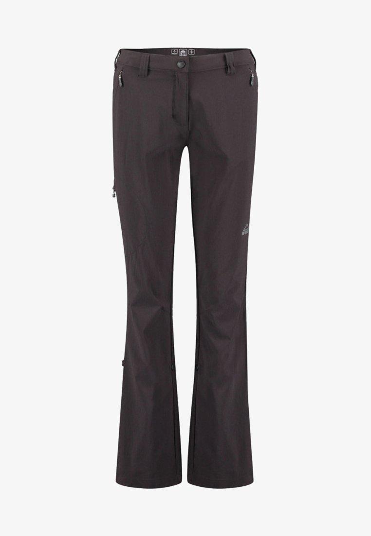 McKinley - MADOK - Trousers - black