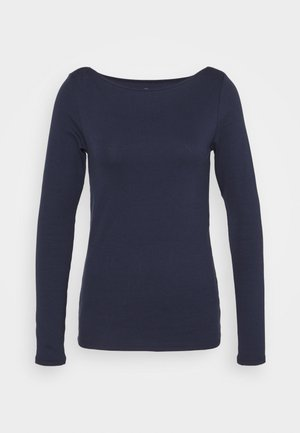 BATEAU - Long sleeved top - true indigo