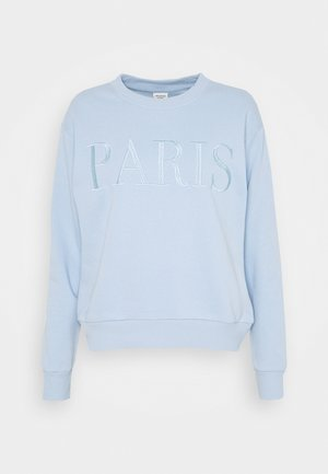 JDYPARIS TREATS - Sweatshirt - chambray blue