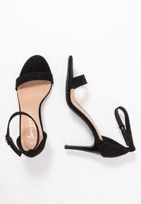 New Look - Korolliset sandaalit - black - 3