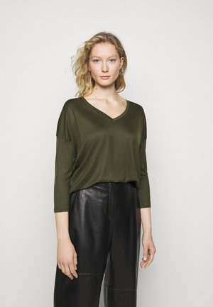 VENJA - Long sleeved top - grün