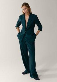 Massimo Dutti - Pantalon classique - green - 1