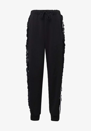 BELLISTA SPORTS INSPIRED JOGGER PANTS - Träningsbyxor - black