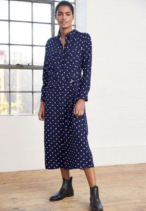 UTILITY - Shirt dress - dark blue