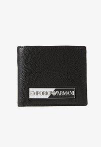 Emporio Armani - Lompakko - black - 1