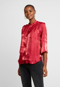 Mos Mosh - AMAL - Blouse - red - 0