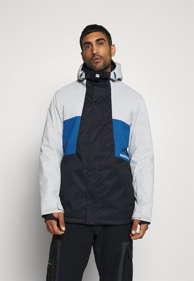 DEFY JACKET - Snowboard jacket - black
