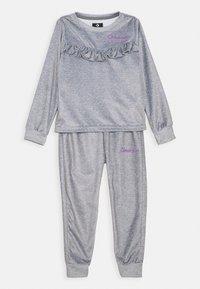 Converse - SET - Pantalones deportivos - dark grey heather - 0