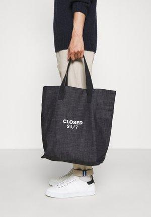 UNISEX - Tote bag - darkblue