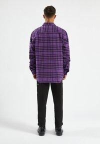 PULL&BEAR - Košile - purple - 2