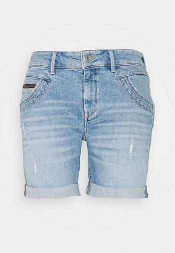 CAMILA - Denim shorts - used memory